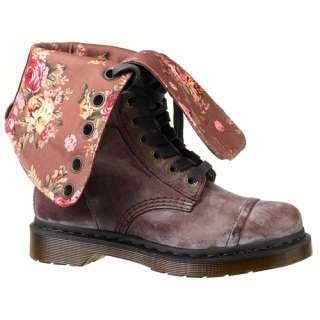 Dr Martens Womens Boots 1914 W Triumph Brown Leather 12108202