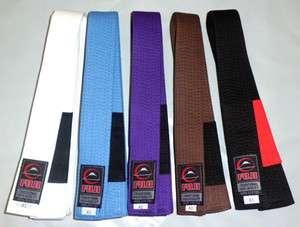 FUJI BJJ Belt *Brazilian Jiu Jitsu BELT *All sizes and colors FREE