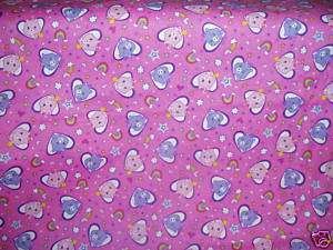 Care Bears CB baby toddler sheet set 5 pc pink