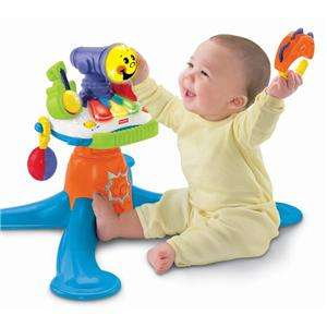 FISHER PRICE LITTLE SUPERSTAR JAMMIN BAND MUSICAL MICRO