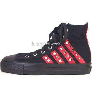 Demon Goth Punk SKULL Sneaker Creeper Ankle Boot Shoes