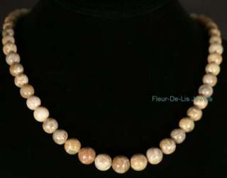 Jay King MINE FINDS Fossilized Fossil Coral Necklace