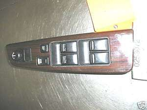 05 NISSAN ALTIMA POWER WINDOW SWITCH MASTER