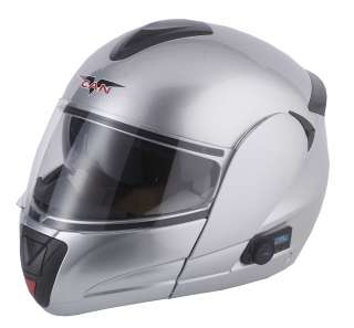CAN BLINC 5 BLUETOOTH FLIP FRONT MOTORCYCLE MOTORBIKE HELMET