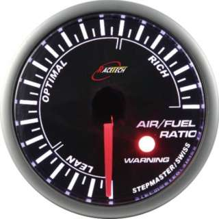 95MM AUTO METER TACHOMETER GAUGE RPM W/Shift Light