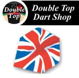 Unicorn Union Jack Flag Dart Flights James Wade STD