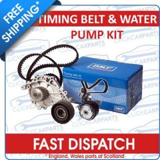 PEUGEOT 307 Break 3E RHS DW10ATED 2.0 HDI 110 02  Timing Belt & Water