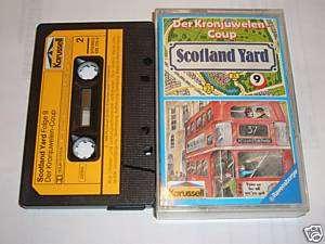 MC   Scotland Yard 9 Kronjuwelen Coup KARUSSELL