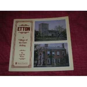 Eton (9781872167428): Gail White: Books