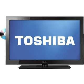 Toshiba 32SLV411U 32 Inch 720p LED LCD HDTV /DVD Palyer Combo