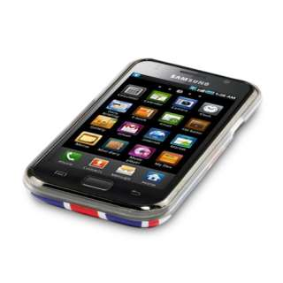 Union Jack Back Case Cover For Samsung Galaxy S Plus i9001