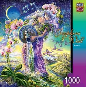 JOSEPHINE WALL JIGSAW PUZZLE COLLECTION   SET OF FOUR