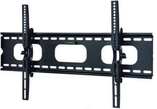 Tilt wall mount black bracket fits samsung ue46d8000 46 led 3d tv