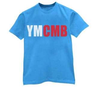 YMCMB T Shirt Money Wayne young weezy lil rap new hip hop tee cash