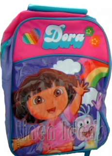 Various TV Cartoon Character Backpacks *Brand New*