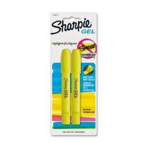 Sharpie Accent Gel Highlighter,Ink Color: Yellow   2