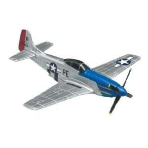 Corgi P 51D Mustang   USAAF 326 Fighter Squadron Toys & Games