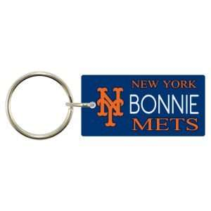 New York Mets Rico Industries Keytag 1 Fan Sports