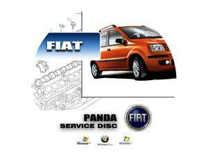 MANUALE OFFICINA FIAT PANDA SERVICE WORKSHOP MANUAL