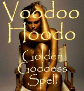 VOODOO GOLDEN GODDESS*UltraTan Clear Skin* BEAUTY SPELL