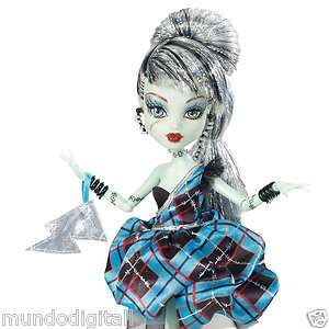 Muñeca Monster High Sweet 1600 Frankie Stein Doll