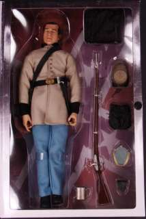 Brotherhood of Arms CS 1st Texas Infantry Sideshow New 12 Figure
