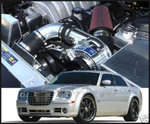 ProCharger Supercharger Kit, Chrysler 300C SRT8 5.7&6.1