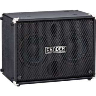 Fender® Rumble™ 2x8 250 Watt Speaker Cabinet   Black   224 7008 020