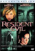 Resident Evil (2002)   DVD in Movies: Science Fiction/Fantasy  JR