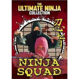 Ninja Squad Richard Harrison (II), Dave Wheeler, Eduardo Martinez