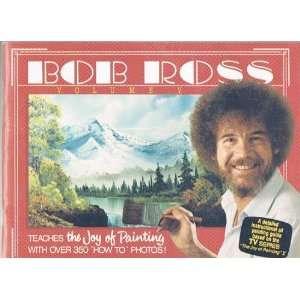 Bob Ross Experience The Joy of Painting Volume # V 5 Five: Bob Ross