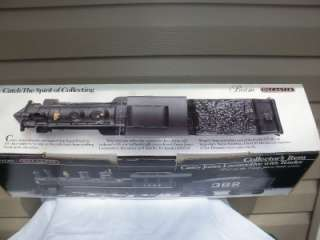 Jim Beam Collector Decanter CASEY JONES LOCOMOTIVE & TENDER Train Car