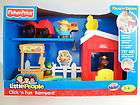BNIB Fisher Price Little People CLICK N FUN BARNYARD FARM with
