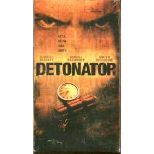 Detonator [VHS] Elizabeth Berkley Movies & TV