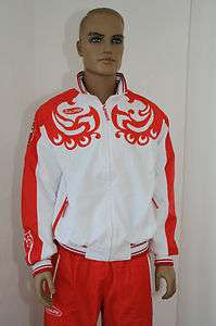 Bosco Sport RUSSIAN OLYMPIC TEAM SUIT White/Red