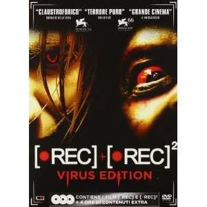 Rec / Rec 2 Virus Edition (3 Dvd)   IMPORT: Movies & TV