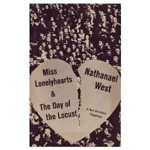Miss Lonelyhearts & the Day of the Locust: Nathanael West: Books