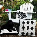 Buy Natures Poetry Cushion Cover Leaves By anna&sally from