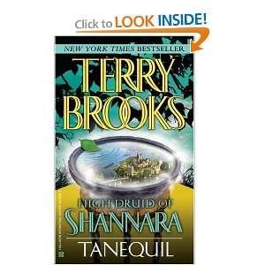 High Druid of Shannara   Tanequil (9780345480668) Terry Brooks Books