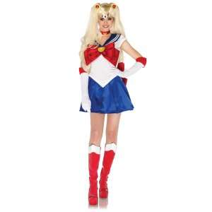 Sailor Moon Adult Costume, 804374