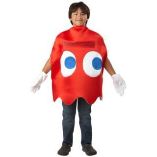 Pac Man Blinky Deluxe Child Costume, 70687
