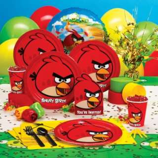 16208 Results In Halloween Costumes Angry Birds Deluxe Party Kit