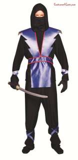 Ninja Master Teen Costume