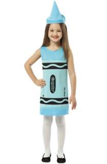 Sky Blue Tank Dress Child Costume (4 6X) for Halloween   Pure Costumes