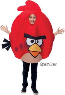 Angry Birds Red Child (Kids Costume)