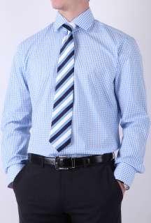 Shirt by Hugo Boss Black   Blue   Buy Shirts Online at my wardrobe
