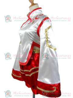 Dynasty Warriors 5 Xiao Qiao Cosplay Costume