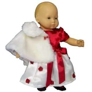 Gown Designed to Fit American Girl Bitty Baby 15 Dolls Toys & Games
