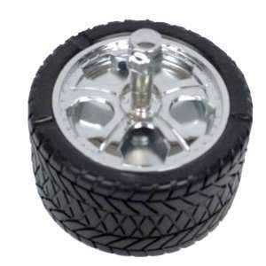 High Quality New Car Tire Metal Ashtray