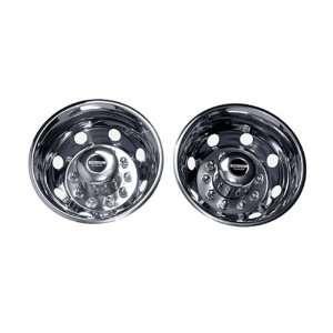 40 3950 19.5 Stainless Steel Wheel Simulator Rear Tag Axle Kit